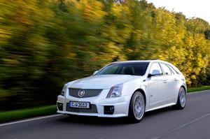 Foto Exteriores (13) Cadillac Cts-v Familiar 2012