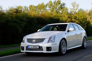 Foto Exteriores (14) Cadillac Cts-v Familiar 2012