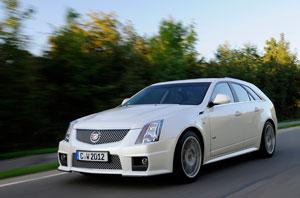 Foto Exteriores (15) Cadillac Cts-v Familiar 2012