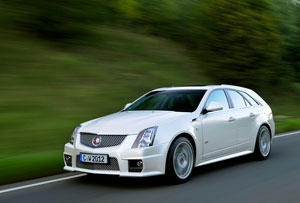 Foto Exteriores (16) Cadillac Cts-v Familiar 2012