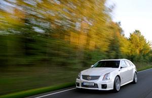 Foto Exteriores (17) Cadillac Cts-v Familiar 2012