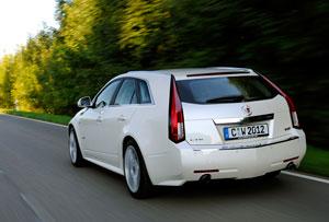 Foto Exteriores (18) Cadillac Cts-v Familiar 2012