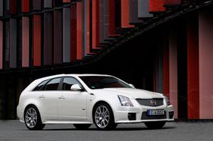 Foto Exteriores (2) Cadillac Cts-v Familiar 2012