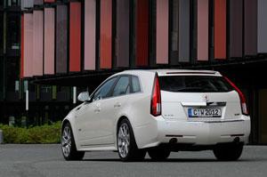 Foto Exteriores (4) Cadillac Cts-v Familiar 2012