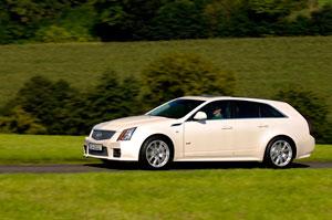 Foto Exteriores (5) Cadillac Cts-v Familiar 2012