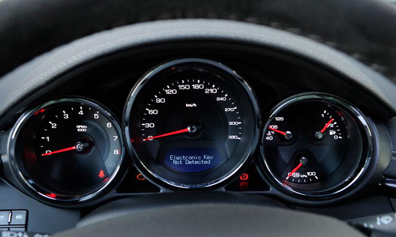 Foto Detalles Cadillac Cts V Familiar 2012