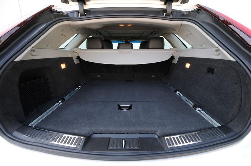 Foto Interiores Cadillac Cts V Familiar 2012
