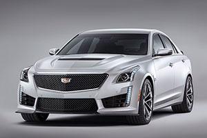 Foto Delantera Cadillac Cts-v Sedan 2015