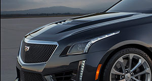 Foto Exteriores (1) Cadillac Cts-v Sedan 2015