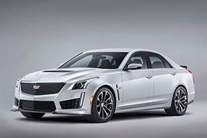 Foto Exteriores (3) Cadillac Cts-v Sedan 2015