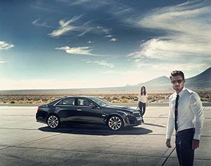 Foto Exteriores (6) Cadillac Cts-v Sedan 2015