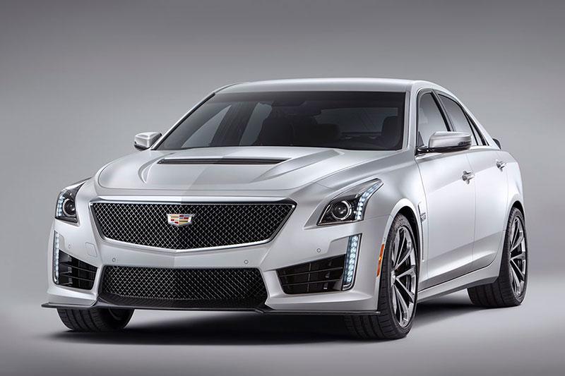 Foto Delantera Cadillac Cts V Sedan 2015