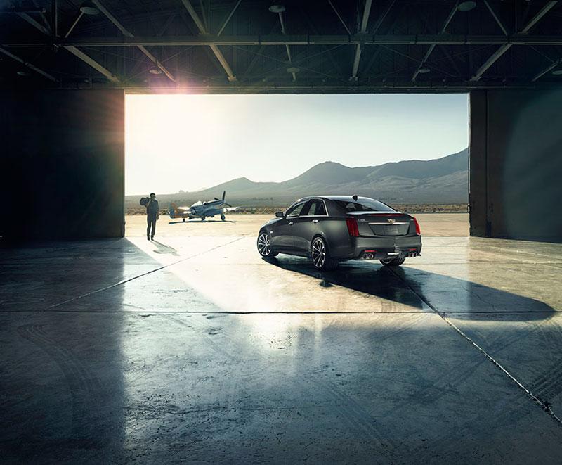 Foto Exteriores (5) Cadillac Cts-v Sedan 2015