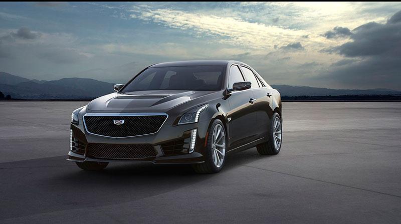 Cadillac CLS-V 2016