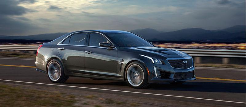 Foto Exteriores (8) Cadillac Cts-v Sedan 2015