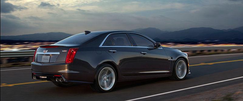 Foto Exteriores (9) Cadillac Cts-v Sedan 2015
