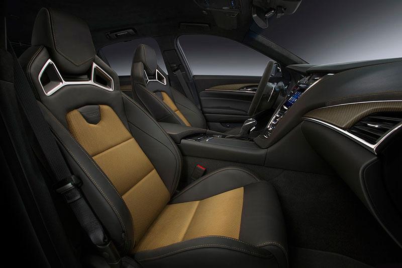 Foto Interiores Cadillac Cts-v Sedan 2015