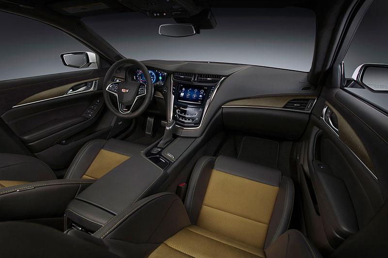 Foto Salpicadero Cadillac Cts V Sedan 2015