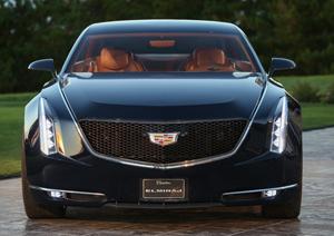 Foto Delantera Cadillac Elmiraj-concept Cupe 2013