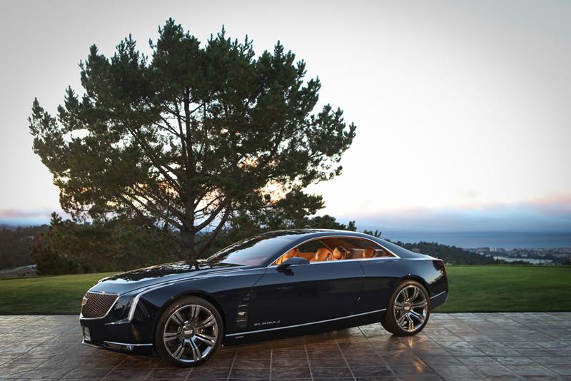 Foto Exteriores (1) Cadillac Elmiraj-concept Cupe 2013