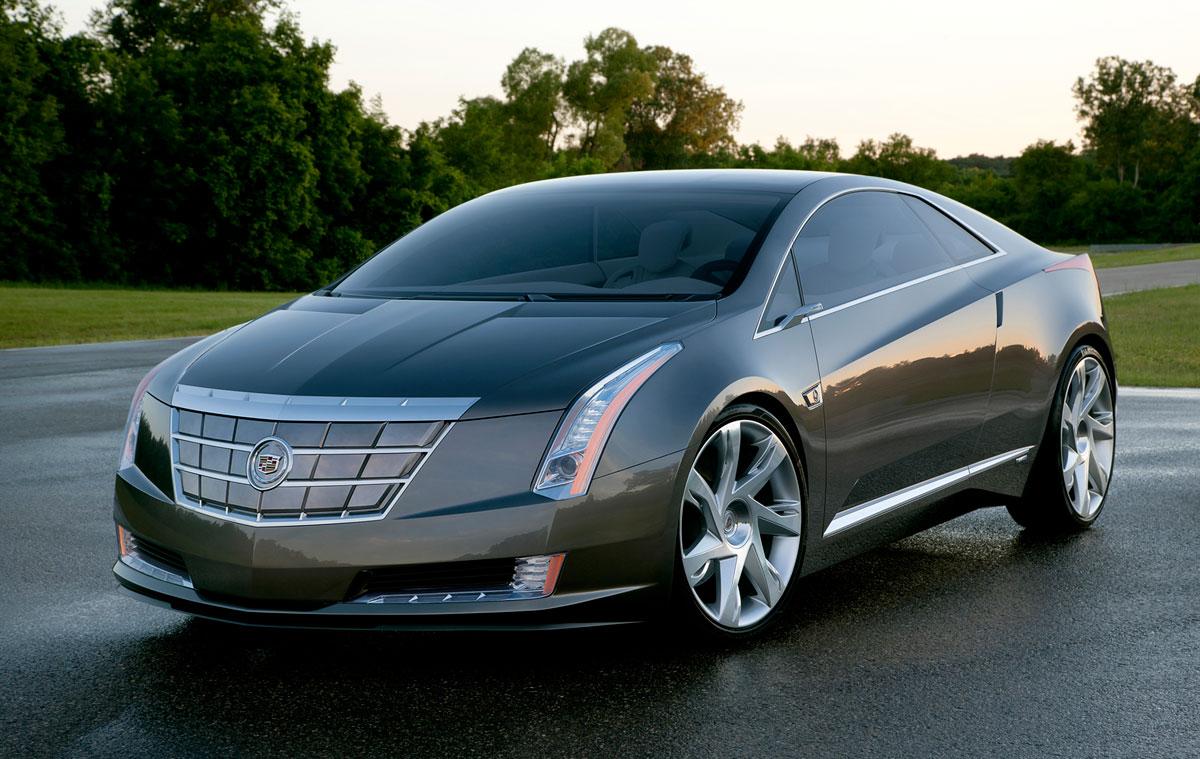 Fondo Pantalla Cadillac Elr Concept 2012 Exteriores (1)