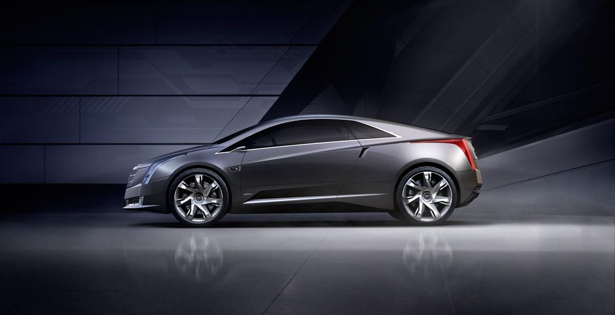 Fondo Pantalla Cadillac Elr Concept 2012 Exteriores (2)