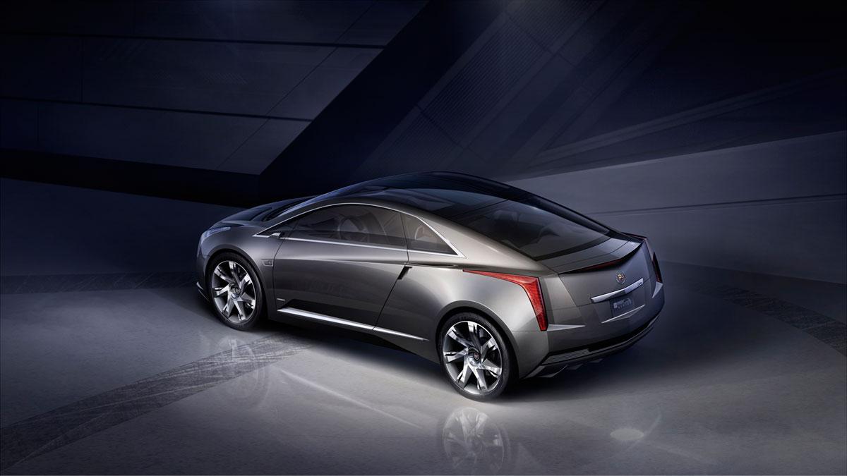 Fondo Pantalla Cadillac Elr Concept 2012 Exteriores