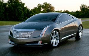 Foto Exteriores (1) Cadillac Elr Concept 2012
