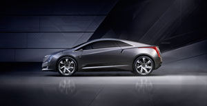 Foto Exteriores (2) Cadillac Elr Concept 2012