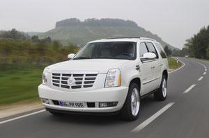 Foto Exteriores (1) Cadillac Escalade Suv Todocamino 2012