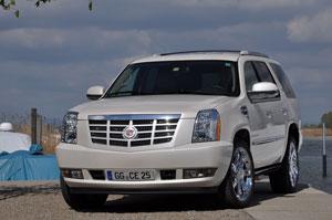 Foto Exteriores (11) Cadillac Escalade Suv Todocamino 2012