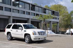 Foto Exteriores (13) Cadillac Escalade Suv Todocamino 2012