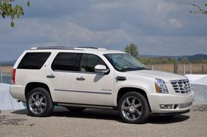 Foto Exteriores (14) Cadillac Escalade Suv Todocamino 2012