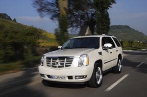 Foto Exteriores (4) Cadillac Escalade Suv Todocamino 2012