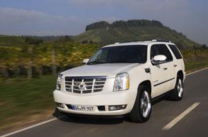 Foto Exteriores (5) Cadillac Escalade Suv Todocamino 2012