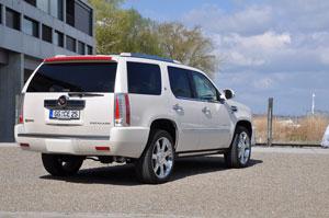 Foto Exteriores (7) Cadillac Escalade Suv Todocamino 2012