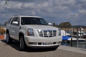 Foto Exteriores (8) Cadillac Escalade Suv Todocamino 2012