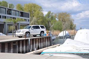 Foto Exteriores (9) Cadillac Escalade Suv Todocamino 2012