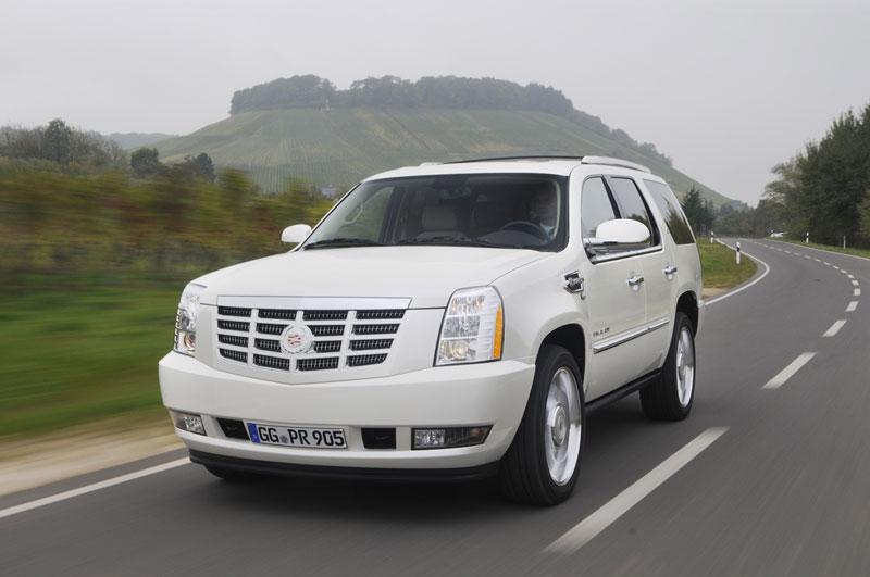 Foto Exteriores Cadillac Escalade Suv Todocamino 2012