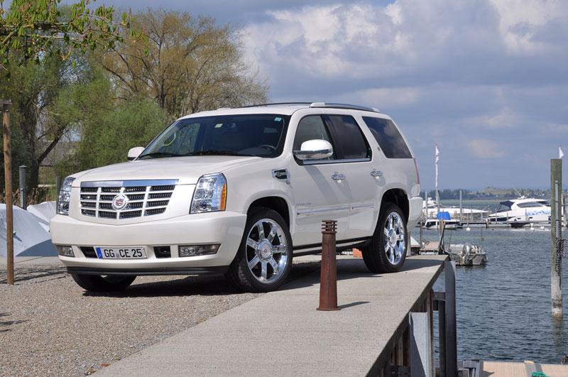 Foto Exteriores (10) Cadillac Escalade Suv Todocamino 2012