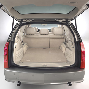 Foto Interiores Cadillac Srx Suv Todocamino 2008