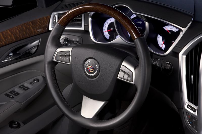 Foto Interiores Cadillac Srx Suv Todocamino 2010