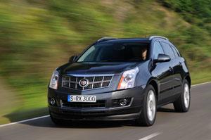 Foto Exteriores (11) Cadillac Srx Suv Todocamino 2012