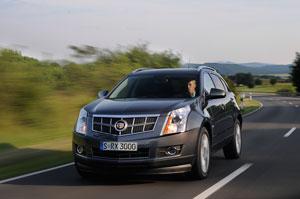Foto Exteriores (12) Cadillac Srx Suv Todocamino 2012