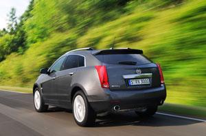 Foto Exteriores (13) Cadillac Srx Suv Todocamino 2012
