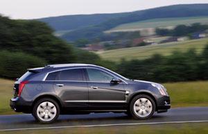 Foto Exteriores (14) Cadillac Srx Suv Todocamino 2012
