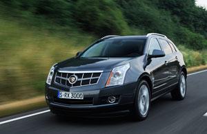 Foto Exteriores (16) Cadillac Srx Suv Todocamino 2012