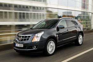 Foto Exteriores (17) Cadillac Srx Suv Todocamino 2012