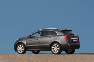 Foto Exteriores (2) Cadillac Srx Suv Todocamino 2012
