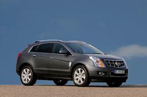 Foto Exteriores (3) Cadillac Srx Suv Todocamino 2012